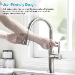 Top 3 Best Faucets for Kitchen Canada May 2020