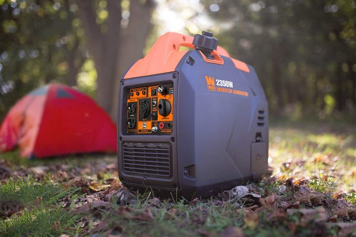 Best Portable Generator For Campers